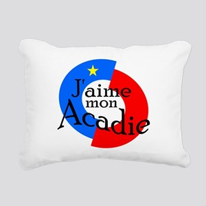 Acadie Rectangular Canvas Pillow